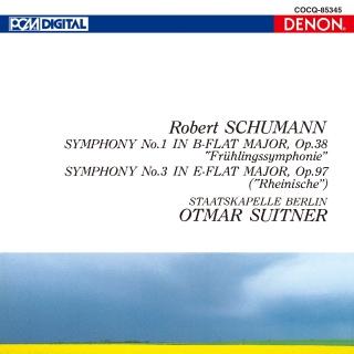 UHQCD DENON Classics BEST シューマン:交響曲第1番《春》、第3番《ライン》