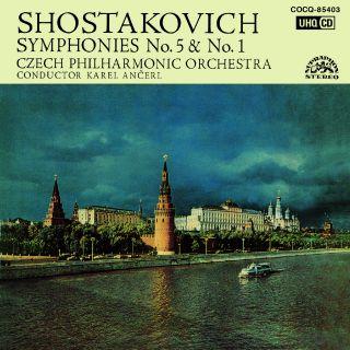 UHQCD DENON Classics BEST ショスタコーヴィチ:交響曲第5番、第1番