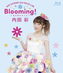 AYA UCHIDA 2nd SOLO LIVE「Blooming! 〜咲き誇れみんな〜」