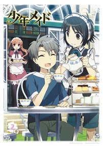 少年メイドVol.2【Blu-ray通常盤】