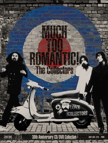 MUCH TOO ROMANTIC! The Collectors 30th Anniversary CD/DVD Collection【完全受注限定生産】