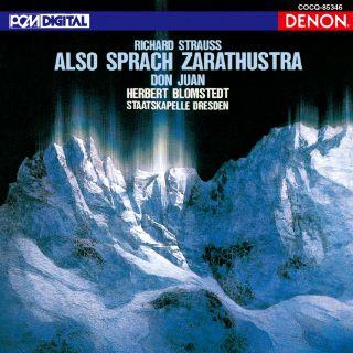 UHQCD DENON Classics BEST R.シュトラウス:交響詩《ツァラトゥストラはかく語りき》、《ドン・ファン》