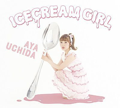 ICECREAM GIRL 初回限定盤B(CD+DVD)