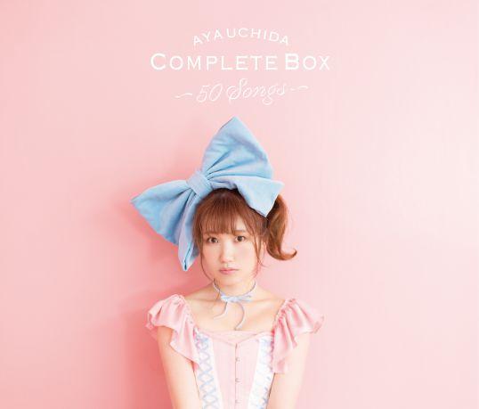 AYA UCHIDA Complete Box 〜50 Songs〜【通常盤】