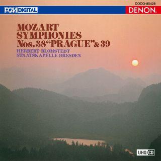 UHQCD DENON Classics BEST モーツァルト:交響曲第38番《プラハ》&第39番