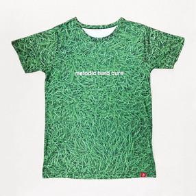 melodic hard tour 芝生柄 Tシャツ Sサイズ