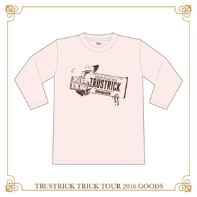 TRICK TOUR Tシャツ ver. CHOCOLATE(XL)