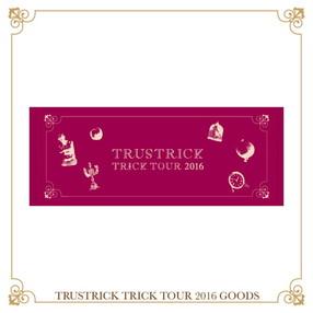 TRICK TOUR フェイスタオル