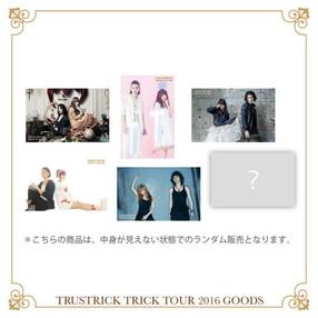 TRICK TOUR ICカードステッカー