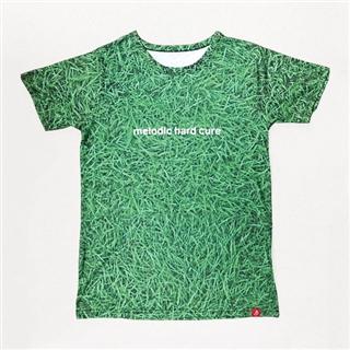 melodic hard tour 芝生柄 Tシャツ Lサイズ