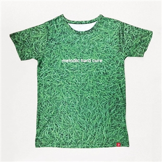 melodic hard tour 芝生柄 Tシャツ XLサイズ