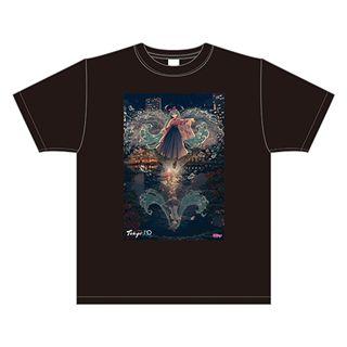 【L】Tシャツ<東京150年祭 初音ミクグッズ>