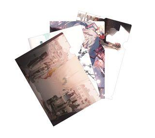 RellaクリアファイルセットA<Jazz, Anime & Internet Songs vol.1>